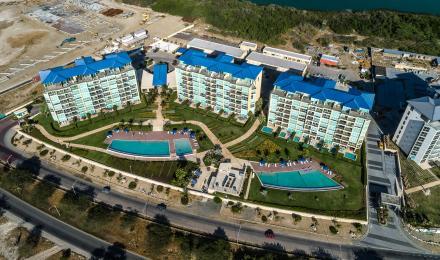 Blue Residence 125