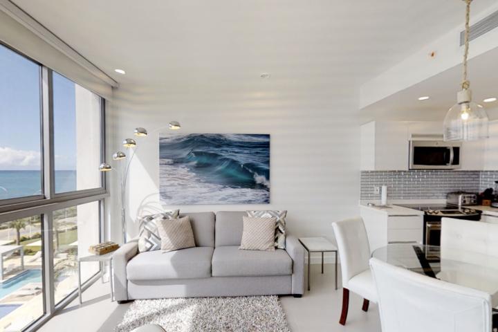 Ocean View Unit - Azure Condominium